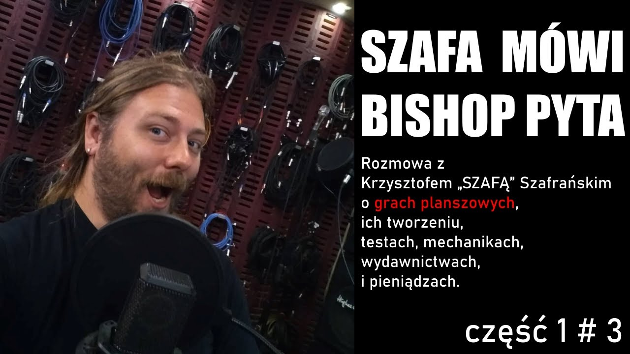 SZAFA MÓWI, PYTA BISHOP cz 1 # 3