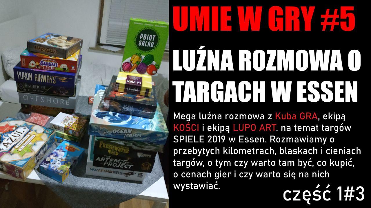 #5 UMIE W GRY ESSEN cz1#3